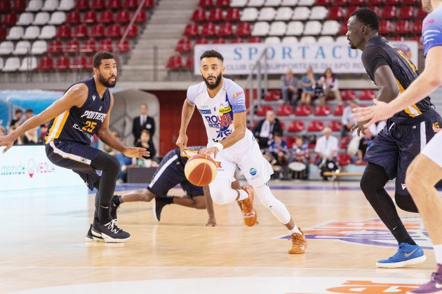 Basket: Quimper remporte son duel face au Rouen Métropole Basket