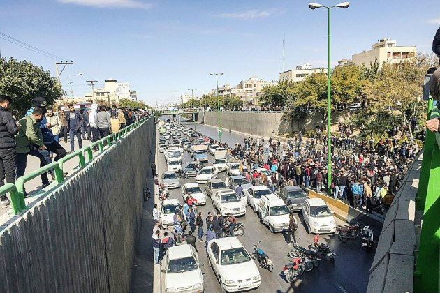 Violences meurtrières en Iran : l'Etat prévient qu'il ne tolérera pas
