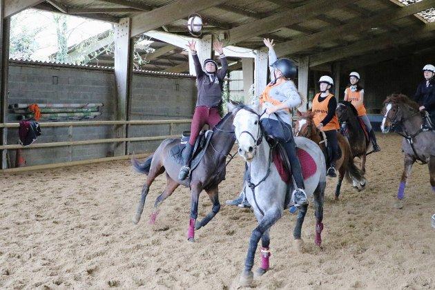 Lauryn Bourget, une adolescence dédiée au horseball