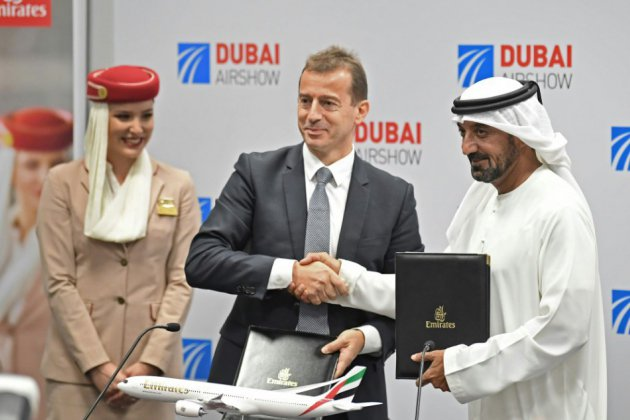 Emirates va acheter 50 Airbus 350-900 pour un montant de 16 milliards de dollars