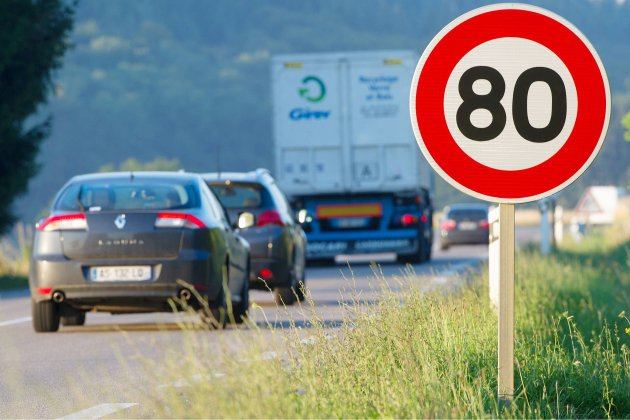 Le retour de la limitation à 90km/h ?