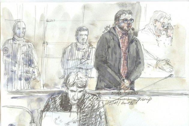 Aux assises, les larmes de Bilal Taghi, après des années au service du jihad