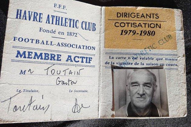 Le Havre. Il cherche des informations sur son grand-père, ancien coach du HAC