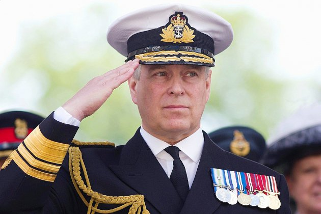 Affaire Epstein: le prince Andrew sommé de témoigner