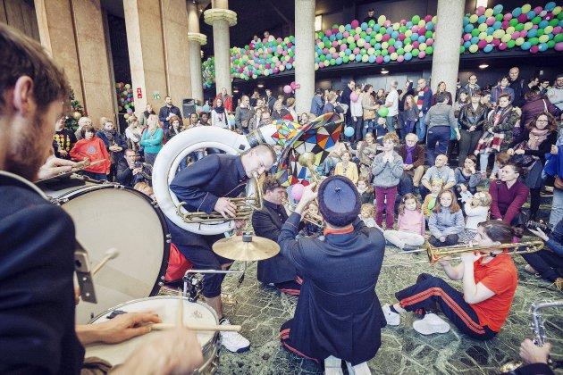 Big bang festival: portes ouvertes pour les jeunes à l'Opéra