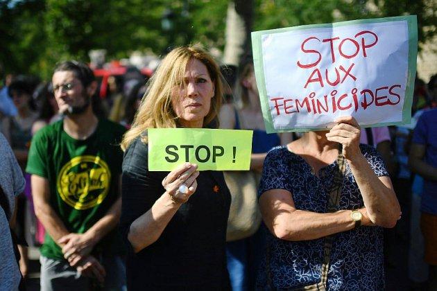 """Violences: les femmes dans la rue à deux jours de la fin du """"Grenelle"""""""