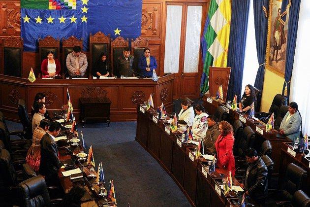 Bolivie : feu vert du Sénat à de nouvelles élections sans Evo Morales