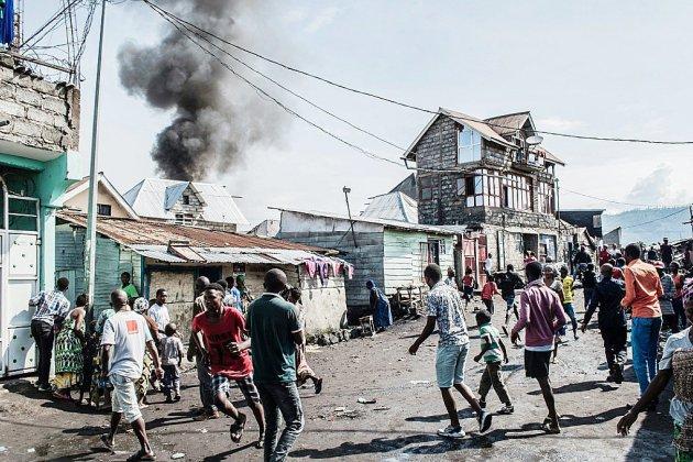 RDC: un petit avion s'écrase à Goma, au moins six morts