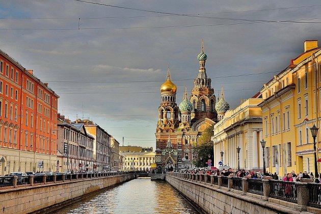 Une délégation en Russie