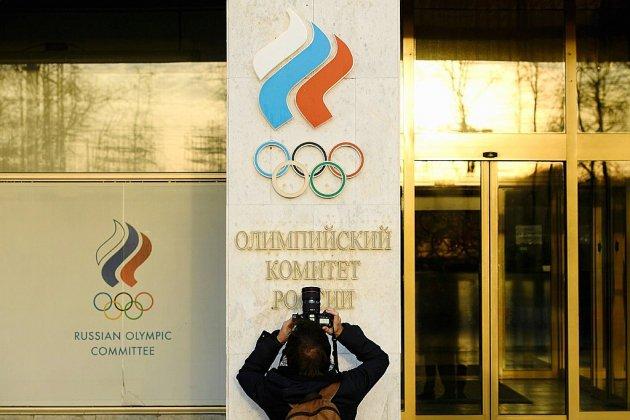 """Dopage: le Comité olympique russe """"fera tout"""" pour que la Russie soit aux JO-2020"""