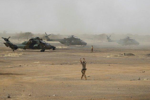 Soldats français morts au Mali: le groupe EI affirme avoir causé la collision