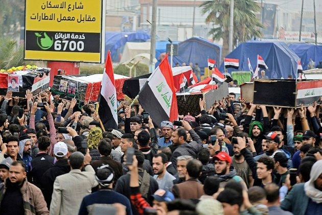 Irak: Sistani appelle à remplacer le gouvernement après une journée sanglante