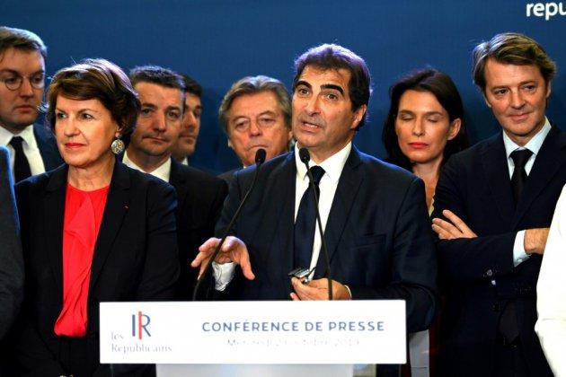 Les Républicains se réunissent à Paris pour tenter de se reconstruire