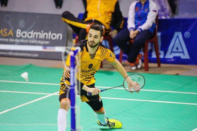 Badminton : le MDMSA trébuche face au leader