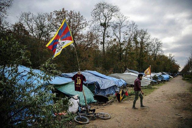 Les Yvelines, inattendu port d'attache des demandeurs d'asile tibétains