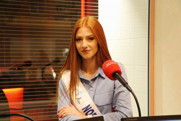 Découvrez le portrait de Miss Normandie