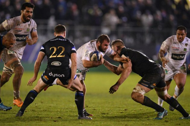 Coupe d'Europe de rugby: un trio à réaction