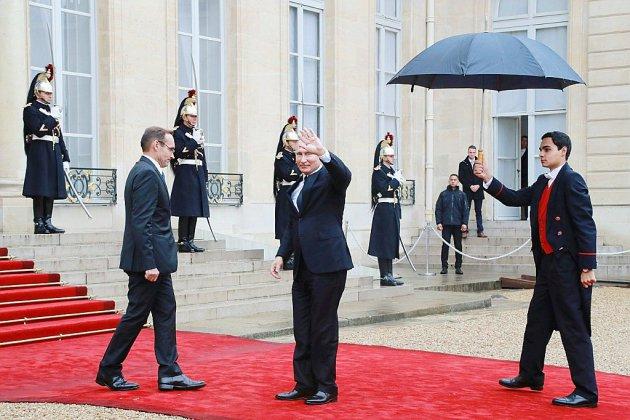 Rencontre au sommet Poutine-Zelensky à Paris sur la paix en Ukraine