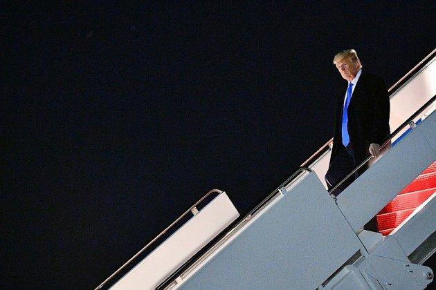 Destitution de Trump: une semaine décisive commence dans un Congrès divisé