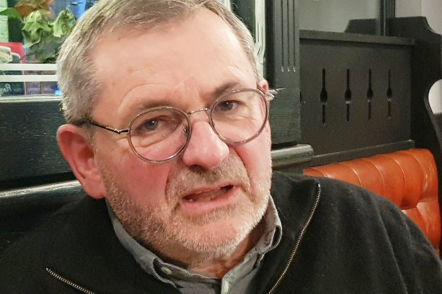 Municipales 2020. Serge Delavallée, candidat