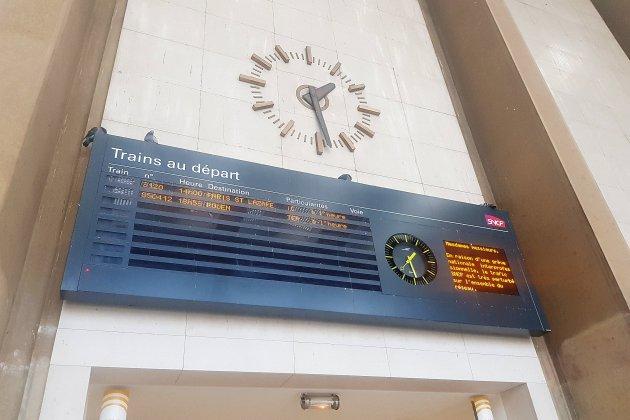 La grève continue à la SNCF