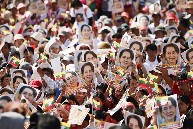 """Génocide"" rohingya  Aung San Suu Kyi défend la Birmanie devant la CIJ"