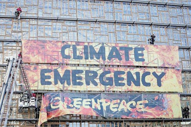 Sommet: le nucléaire pèse sur les ambitions climatiques de l'UE