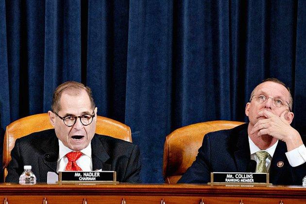 Vifs débats autour d'ultimes retouches à l'acte d'accusation de Trump