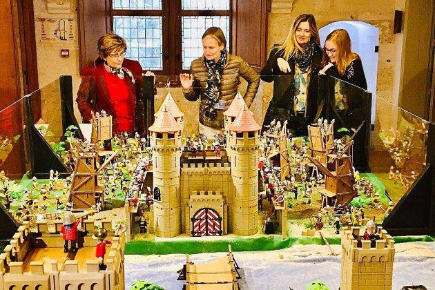 L'épopée de Jeanne d'Arc à découvrir en Playmobil