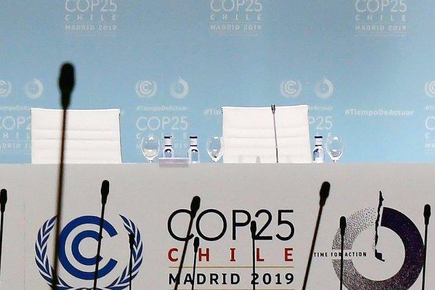 Climat: vers un échec criant pour la planète à la COP25
