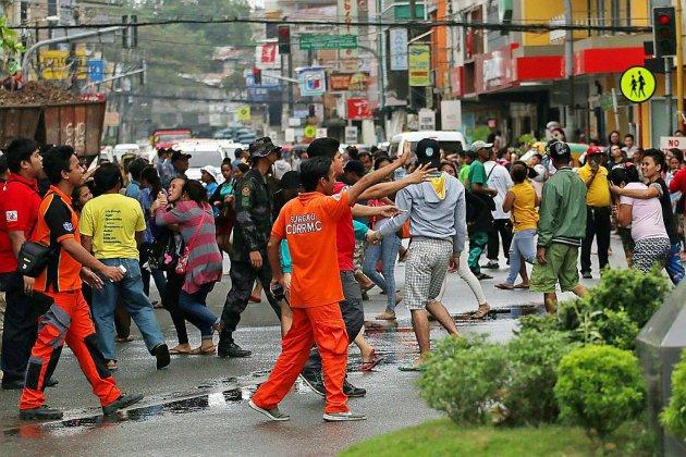 Philippines: l'île de Mindanao frappée par un séisme de magnitude 6,8