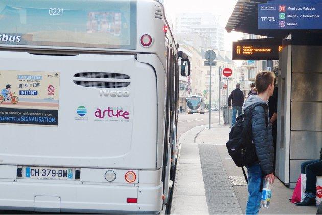 Grève: ni bus ni Teor en circulation ce lundi matin