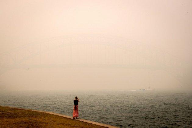Fumées toxiques: pour les médecins, Sydney face à une urgence sanitaire