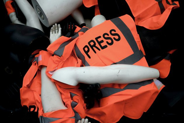 Le nombre de journalistes tués en 2019 dans le monde baisse de près de moitié