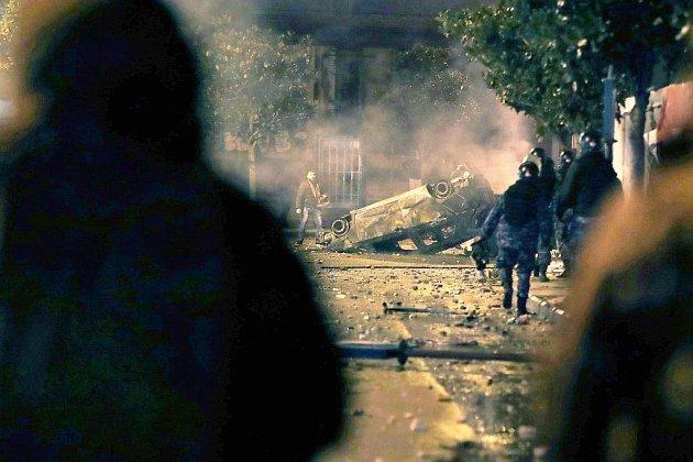 Liban: des dizaines de blessés dans des heurts entre policiers et partisans de mouvements chiites