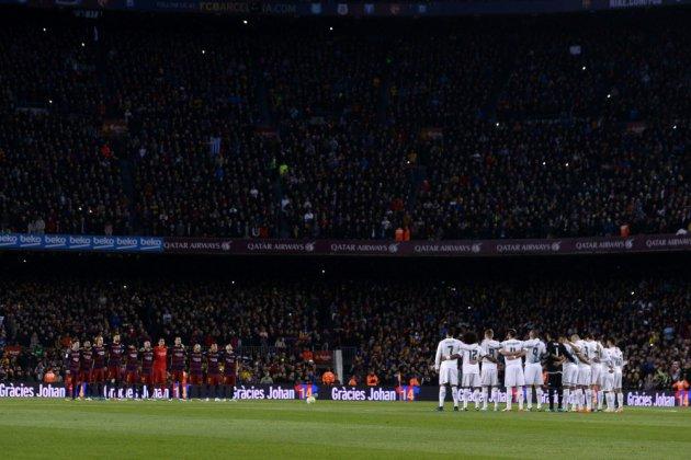 """Espagne: Barcelone trépigne avant un clasico contre le Real à """"haut risque"""""""