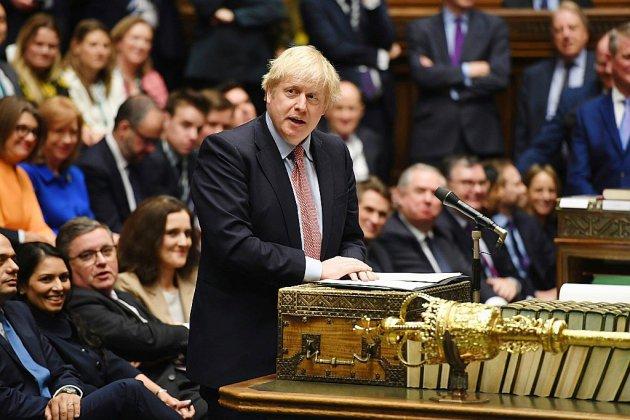 Brexit et système de santé: Boris Johnson dévoile son programme législatif