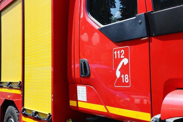 Accident spectaculaire sur l'A29