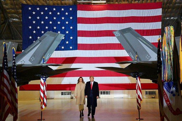 Les Etats-Unis ont désormais une force de l'Espace
