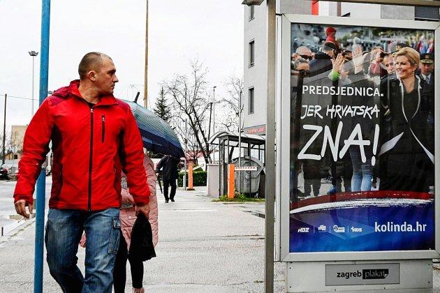 Présidentielle en Croatie: les paris sont ouverts