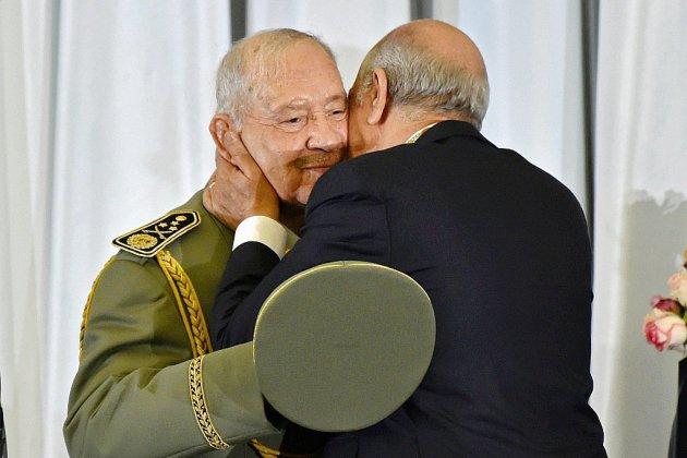 Algérie: décès du général Ahmed Gaïd Salah, puissant chef d'état-major de l'armée (TV publique)