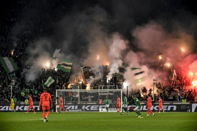 Foot: Saint-Etienne privé de supporters pour deux déplacements