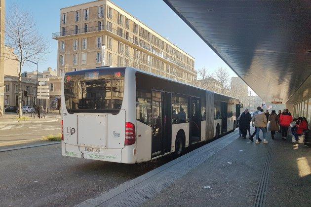 Des bus aux couleurs du territoire