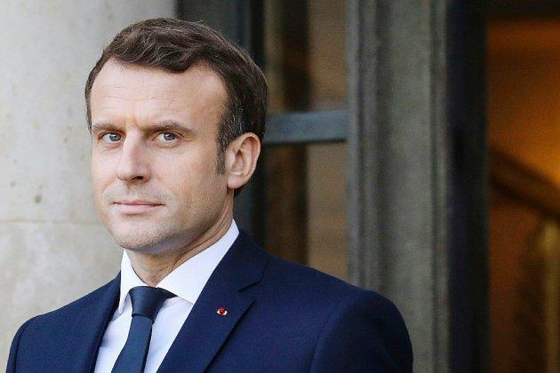 Les vœux d'Emmanuel Macron