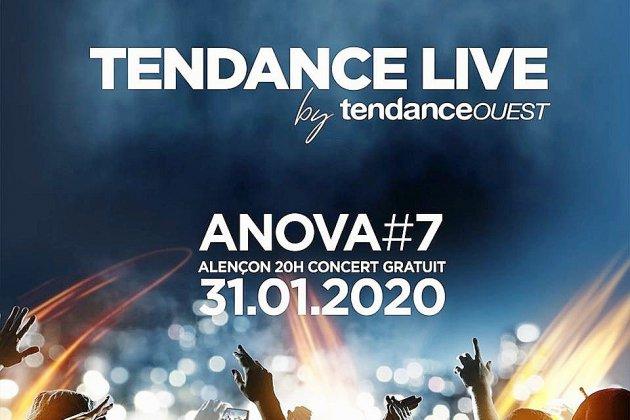 Troisième semaine pour remporter vos places pour le Tendance Live