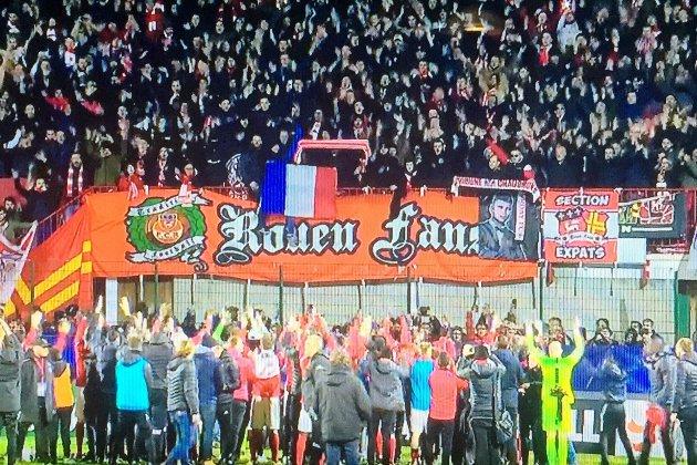 Le FC Rouen fait exploser le FC Metz