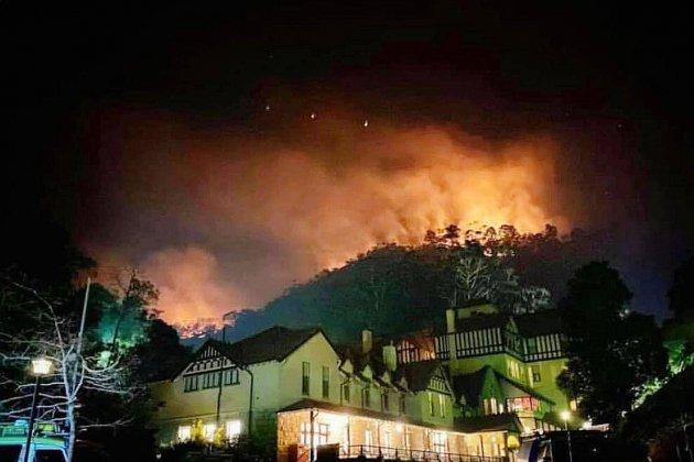 D'origine australienne, un habitant témoigne sur les incendies