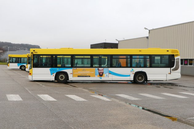Grève : aucun bus ne circule