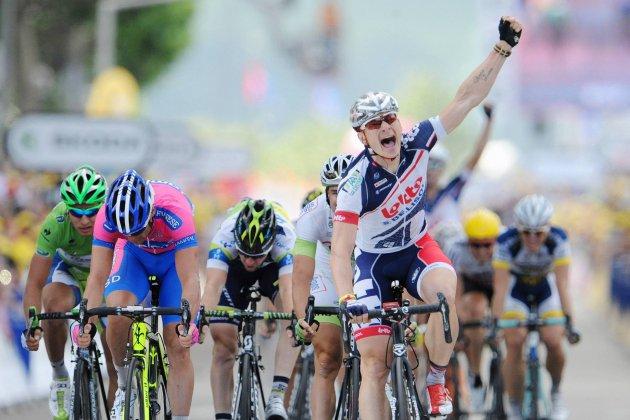 Une étape du Tour de France en 2022 !