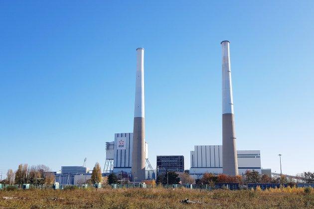 Fermeture de la centrale à charbon en avril 2021